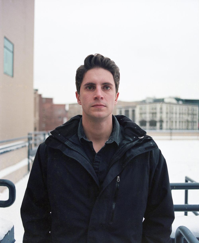 Local Directors Series Filmmaker Bret Miller Headshot