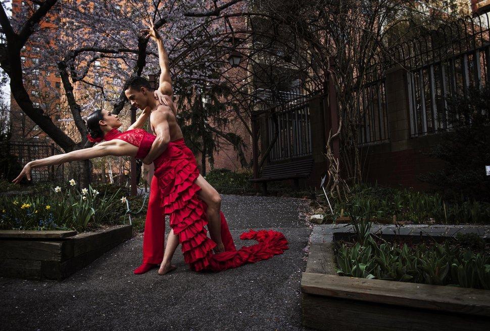 Image of Dani Truss' costume work.