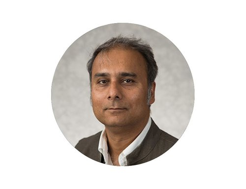 Headshot of Anal Shah