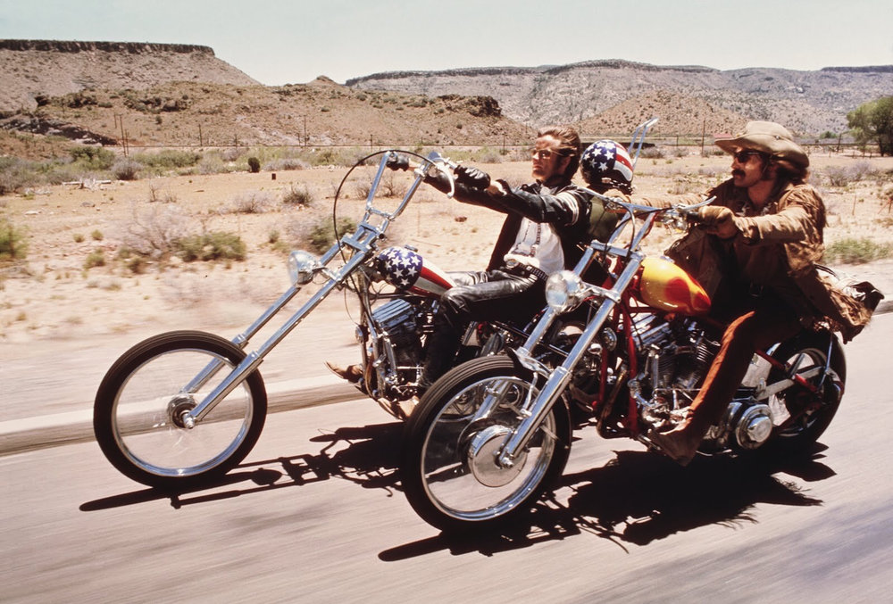 Easy Rider Film Still
