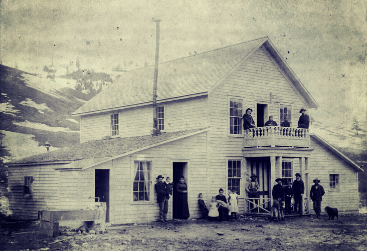 Alkali Lake Ranch House Circa 1890-92 |  Museum of the Cariboo Chilcotin