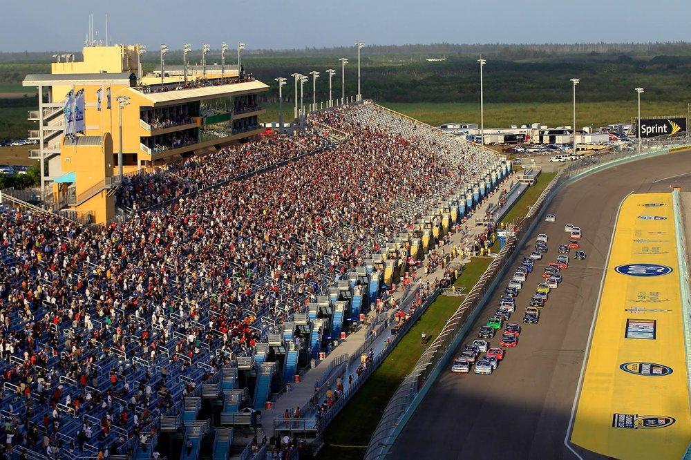 HOMESTEAD RACEWAY   One Speedway Blvd Homestead, FL 33035 (305) 230-5000
