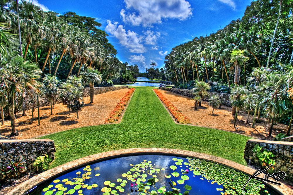 FAIRCHILD TROPICAL BOTANICAL GARDENS   10901 Old Cutler Rd Miami, FL 33156 (305) 667-1651
