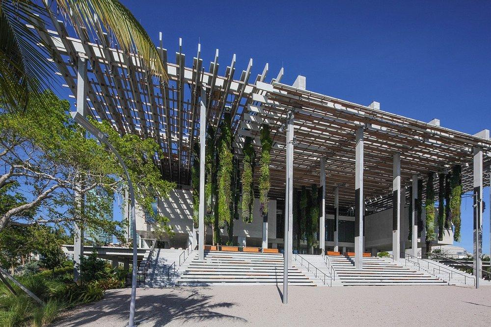 PEREZ ART MUSEUM MIAMI   1103 Biscayne Blvd Miami, FL 33132 (305) 375-3000