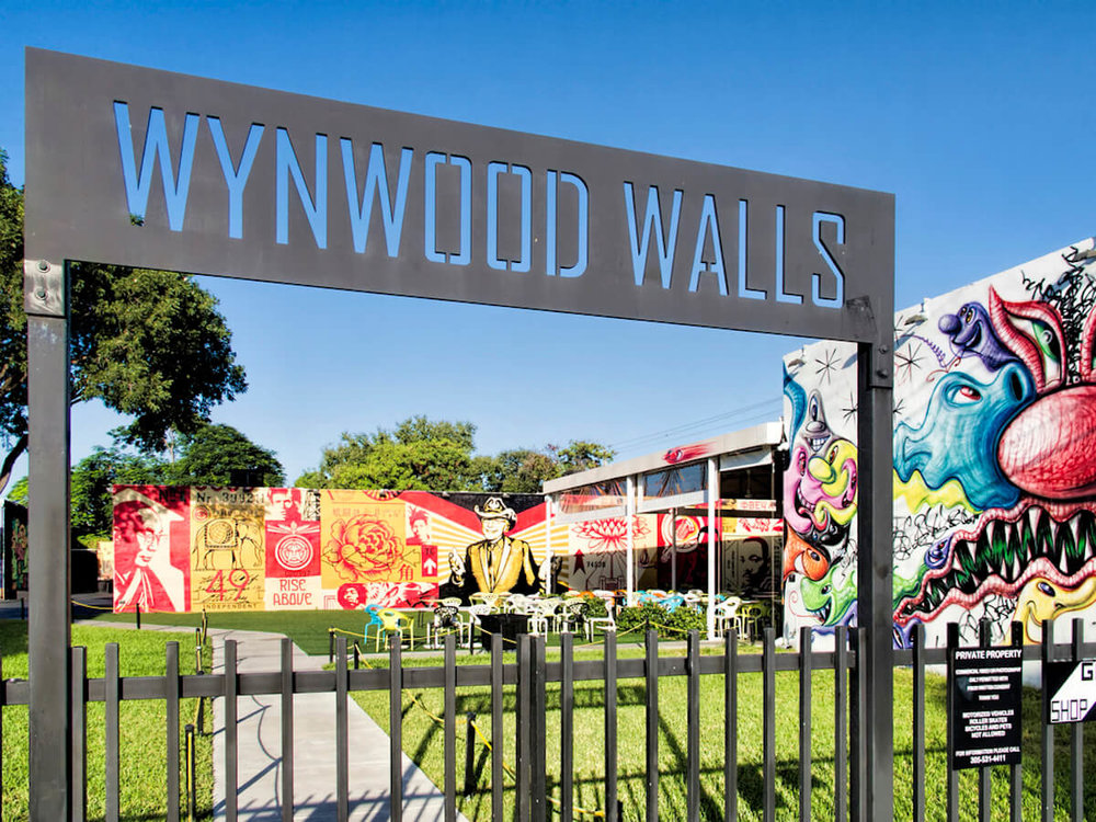 WYNWOOD ARTS DISTRICT   167 Northwest 25th Street Miami, FL 33127 (305) 695-1600