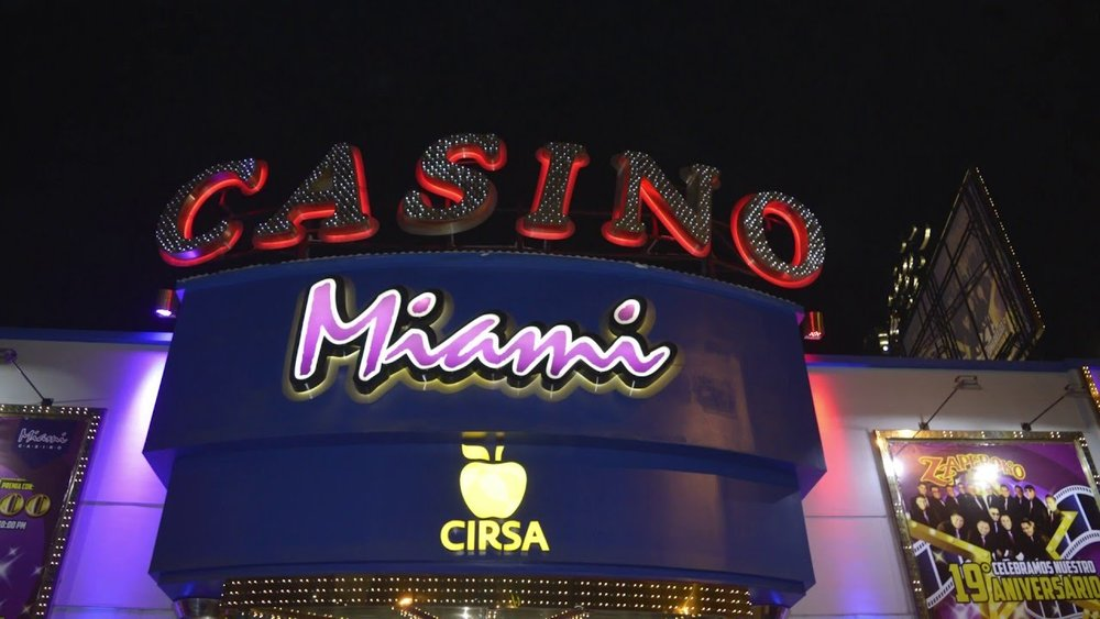 CASINO MIAMI   3500 NW 37th Ave.  Miami, FL 33142 (305) 633-6400