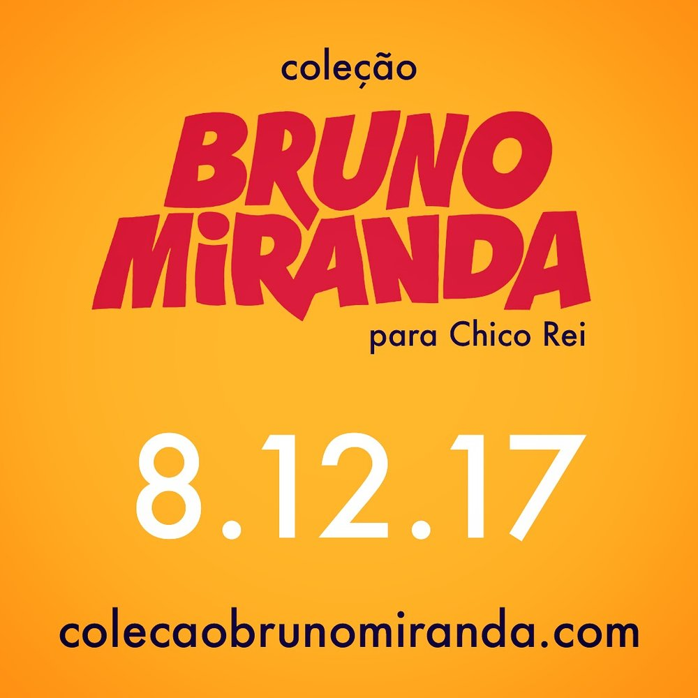 Coleção Bruno Miranda