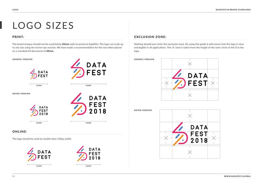 DataFest Guidelines