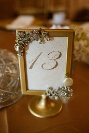 Table Numbers — An Affair To Remember