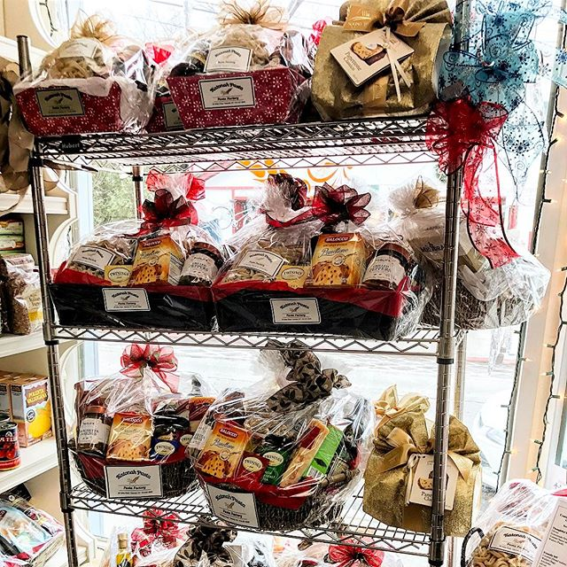 🎁Katonah Pasta Holiday Gift Baskets🎁