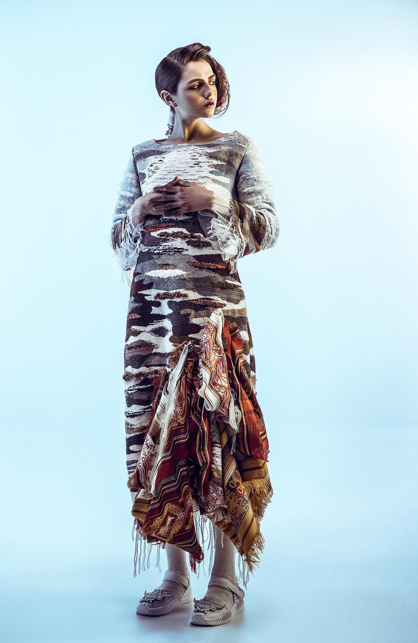 Volcano Dresses