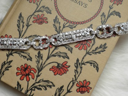 deco diamond bracelet