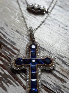 edwardian cross