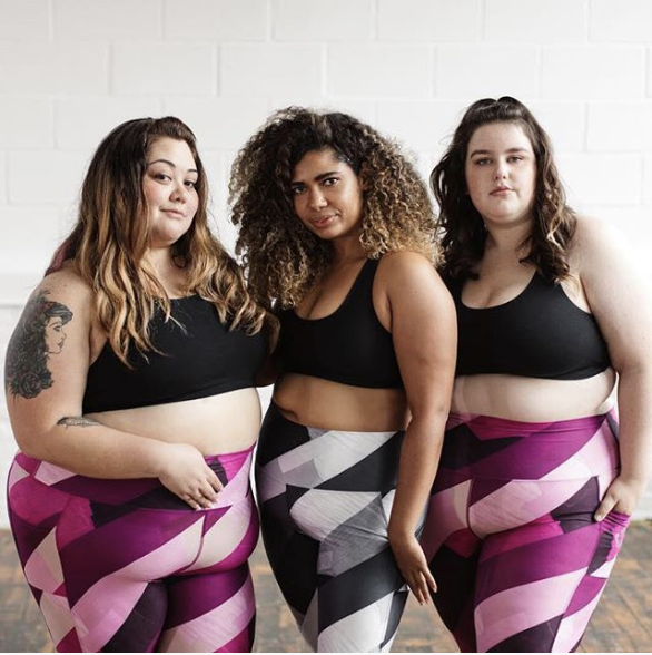 Superfit Hero - For your Active FriendLiterally the best leggings you will EVER own. There's a size for every body type, and they fit like a damn dream. High waisted, never falls down, hella stretchy, and POCKETS. Need we say more?