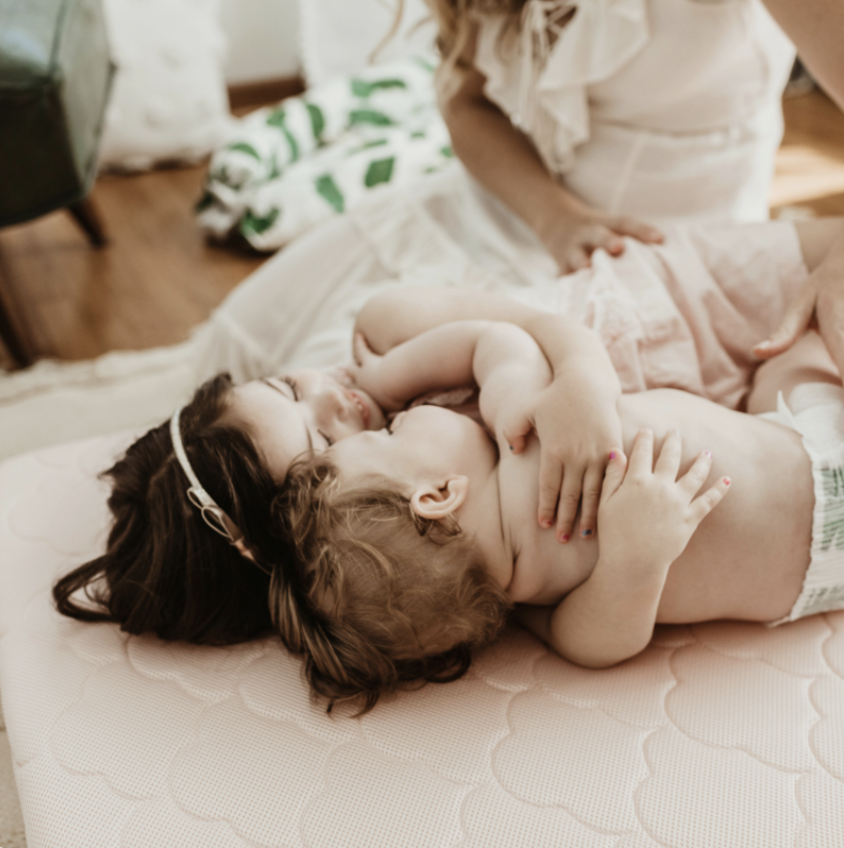 Newton Baby - For your Mama FriendNewton Baby is helping mamas around the world sleep easier knowing their baby is safe, with their breathable mattress! They also make a breathable mattress pad to help make any mattress more breathable, which is a perfect gift for that mama-friend on your list!