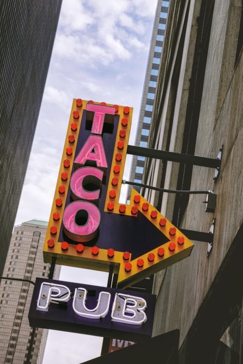 Taco Pub. Photo Credit:  Bradow Photography