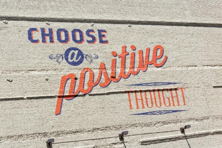 Positivity... Photo Credit:  Bradow Photography