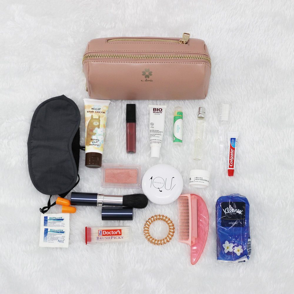 Fay Makeup Bag