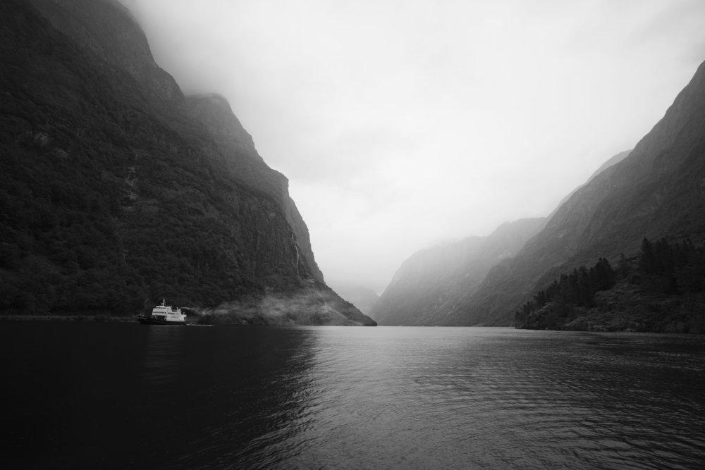 Norwegen Nearoyfjord