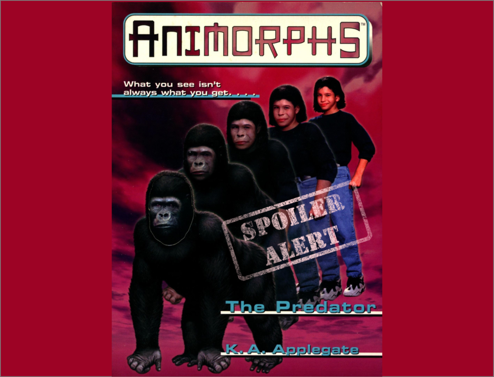 05b Animorphs 05 The Predator Spoilers The Sulp Niar Pool