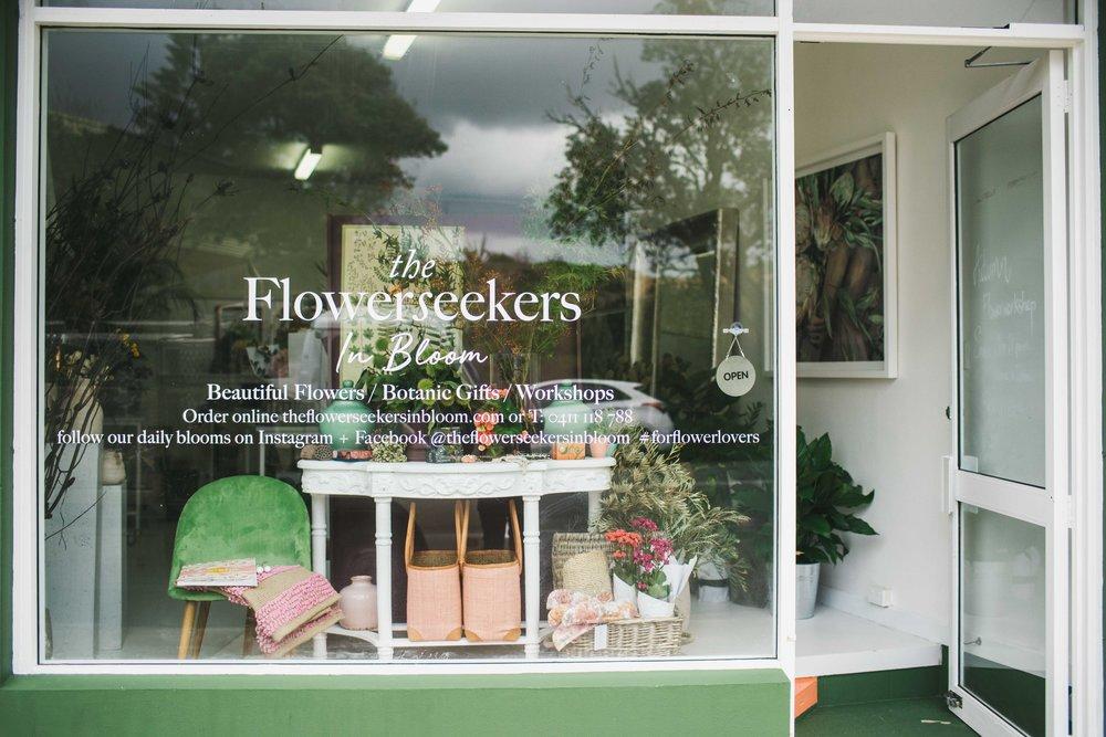 Flowerseekers in Bloom, Wamberal