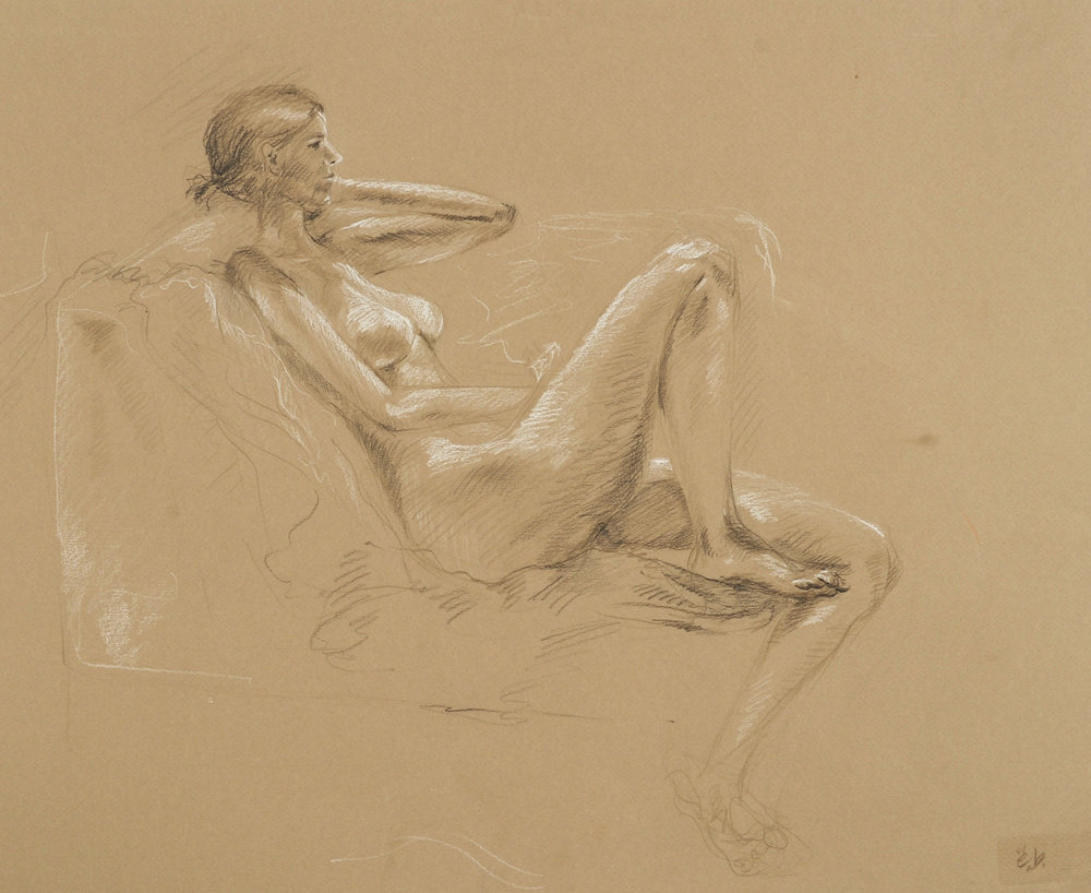 Reclining Female