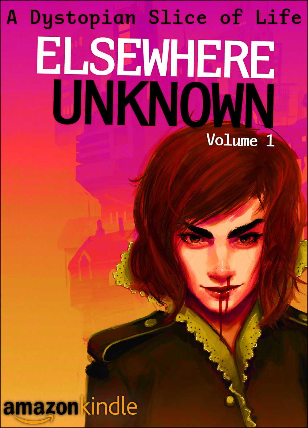Buy the first Volume of Elsewhere Unknown @ Amazon.