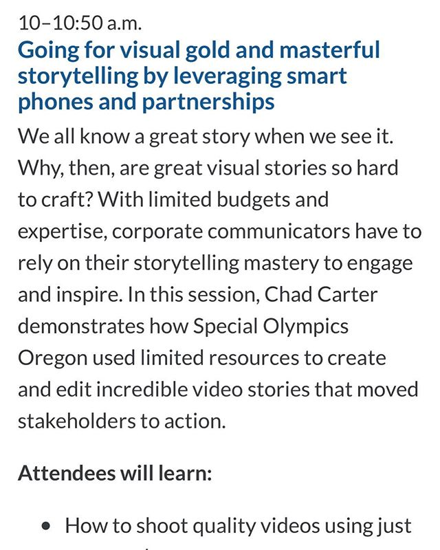 Looking forward to sharing my tips and tricks on how organizations can maximize video and storytelling at a conference this week. Video, it's all about your audience!  #portland #pdxlife #pdxlove #oregonliving #oregonlife #pdxrealestate #portlandoregon #portlandnw #portlandeats #portlandpdx #portlandhomes #portlandtattoo #portlandbeer #smallbusiness #lakeoswego #beavertonoregon #bendoregon #portlandrealtor #realestateagent #oregonrealestate #realestateagent #portlandwedding #portlandfashion #portlandbride #portlandfoodies #entrepreneur #branding #personalbranding #mediarelations #pr