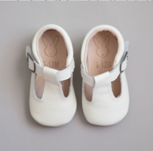 SHAUGHNESEY SHOE - WHITE