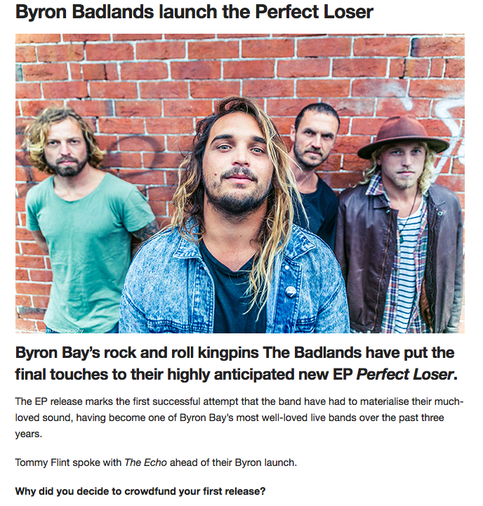 Byron Echo, August 2017