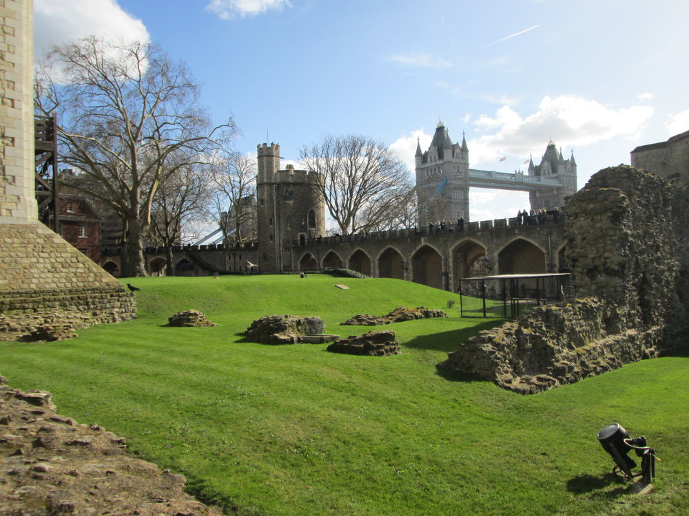 We toured the famous Tower of London. Most frequent word used by our tour guide, Dickie: execution.