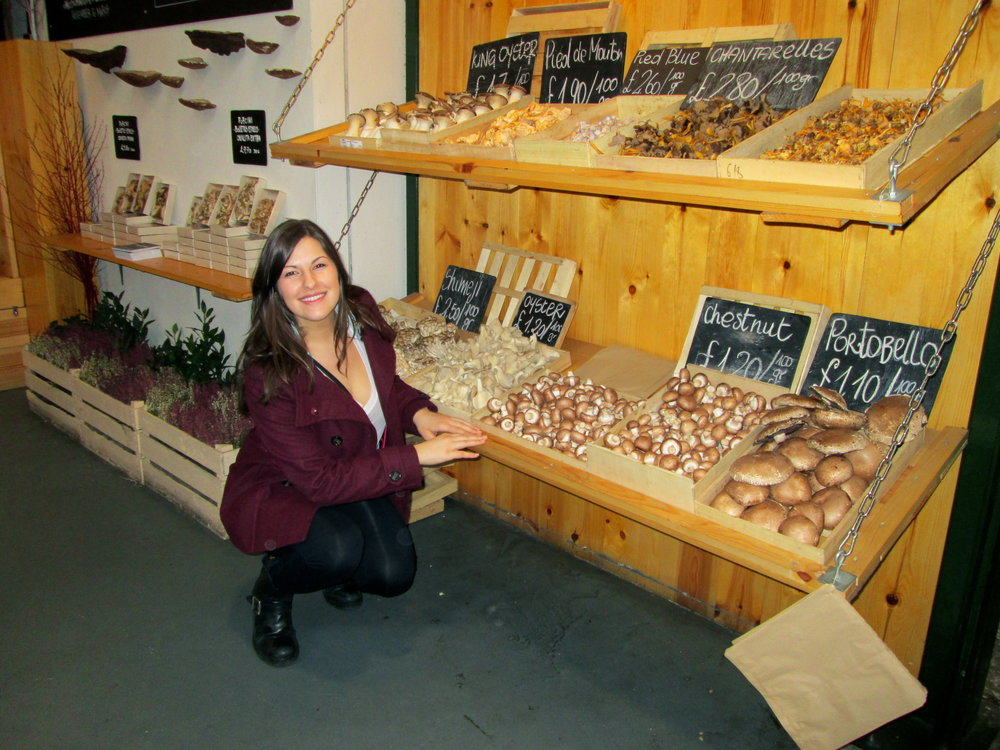 """""""I only love a few things, but when I do, I love them fiercely. Mushrooms is one of those things."""" - Me"""