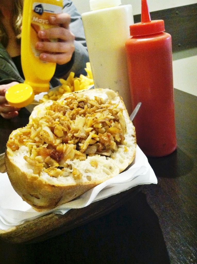 Ok, I didn't make this, but how good does doner look?