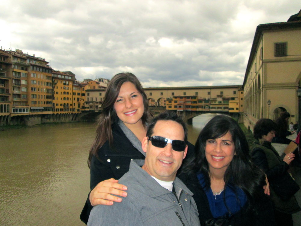 Ponte Vecchio. More old things - this one is a bridge.