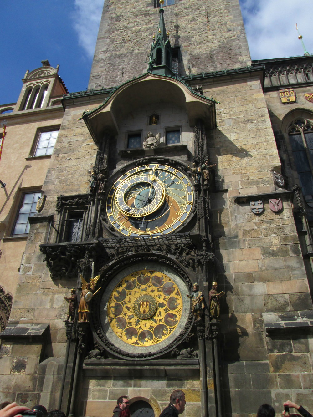 Astronomical Clock in Old Town