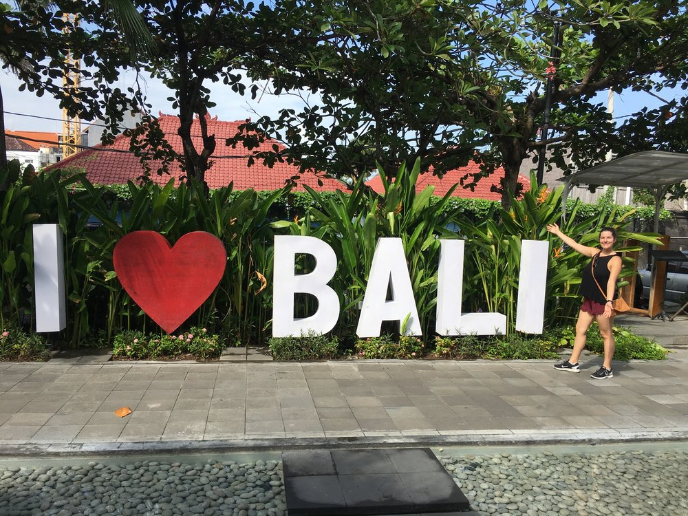 I definitely love Bali, but I don't think either Seminyak or Kuta are the best representations of it.