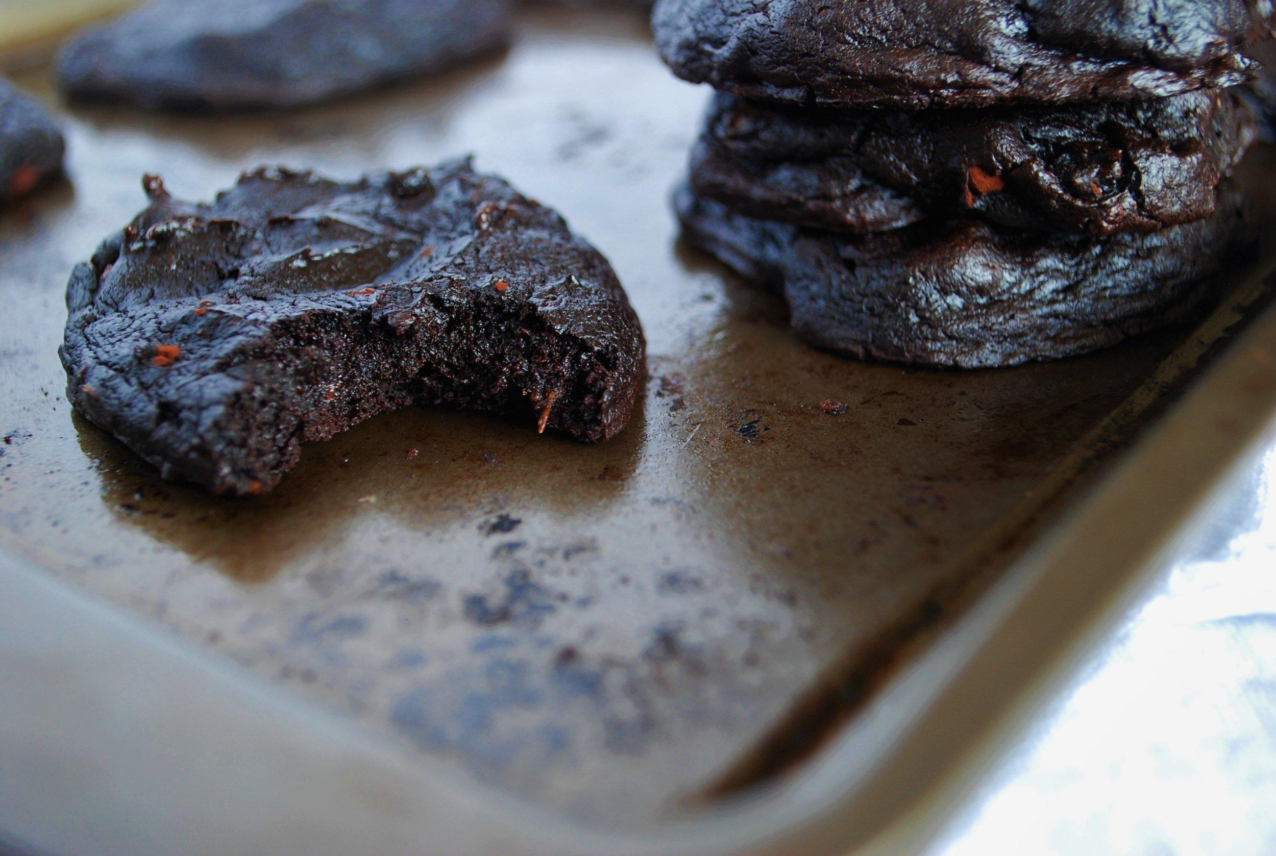 Chocolate Avocado Cookie 5