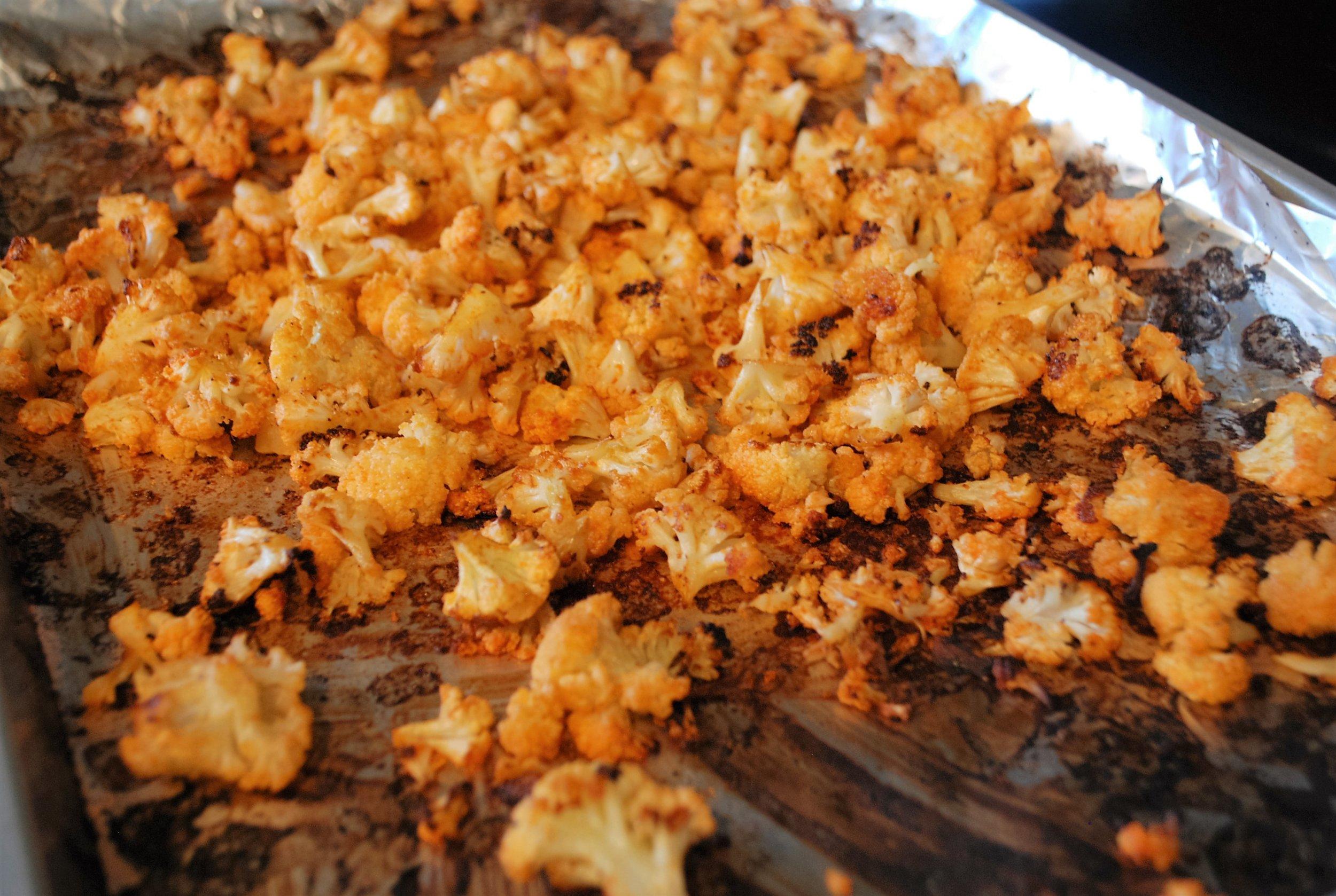 Cauliflower Tacos 1