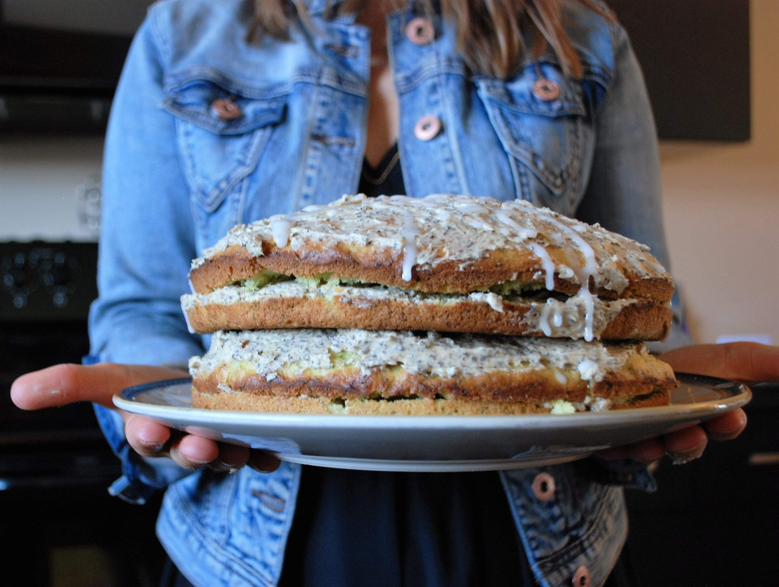 Zucchini Cake 5