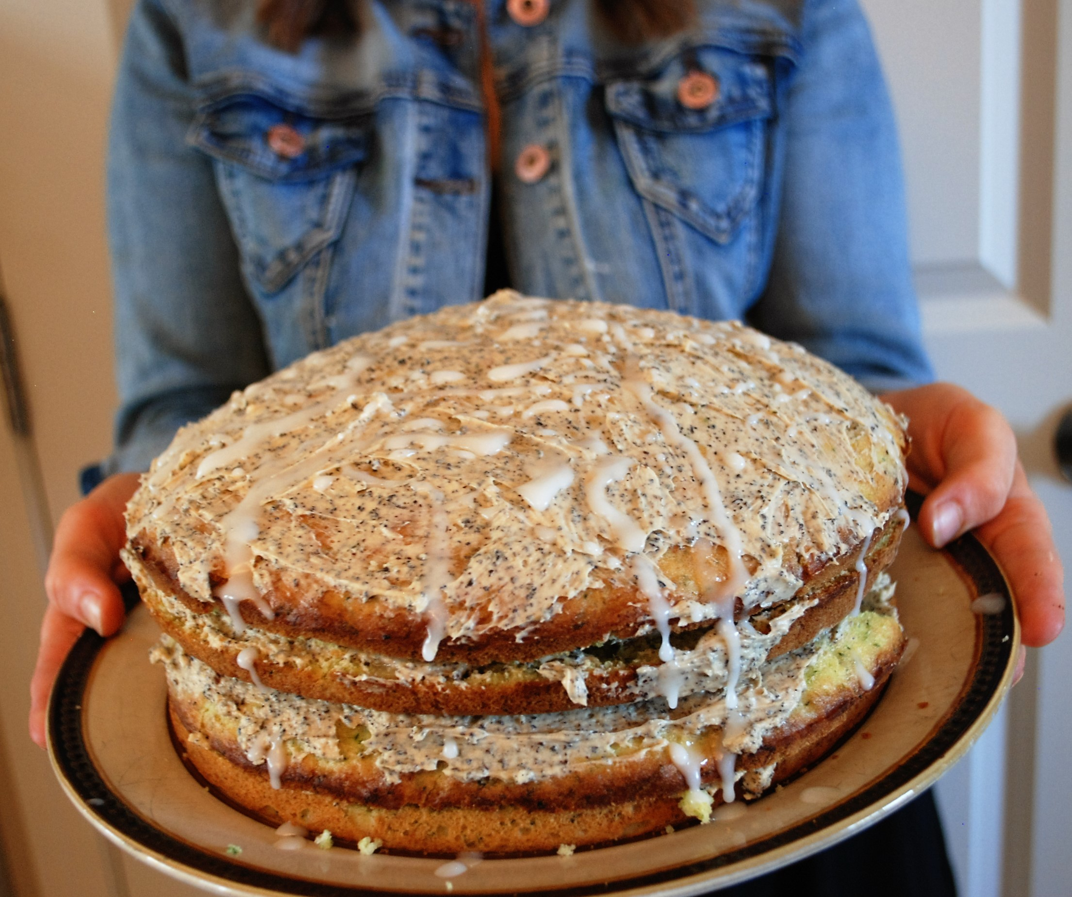 Zucchini Cake 1
