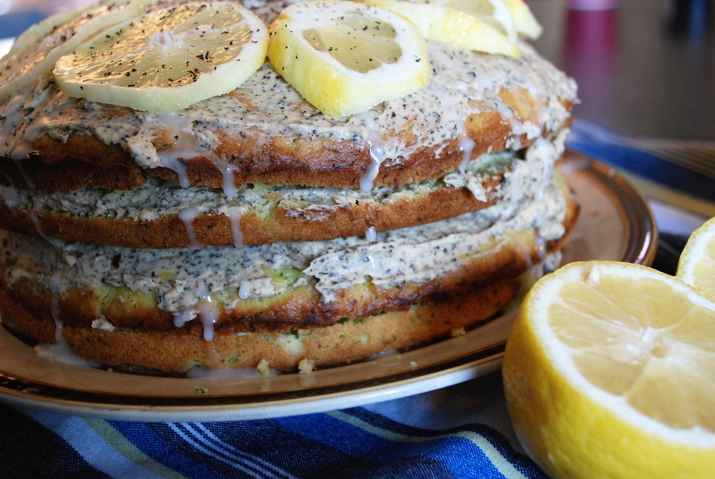 Zucchini Cake 2