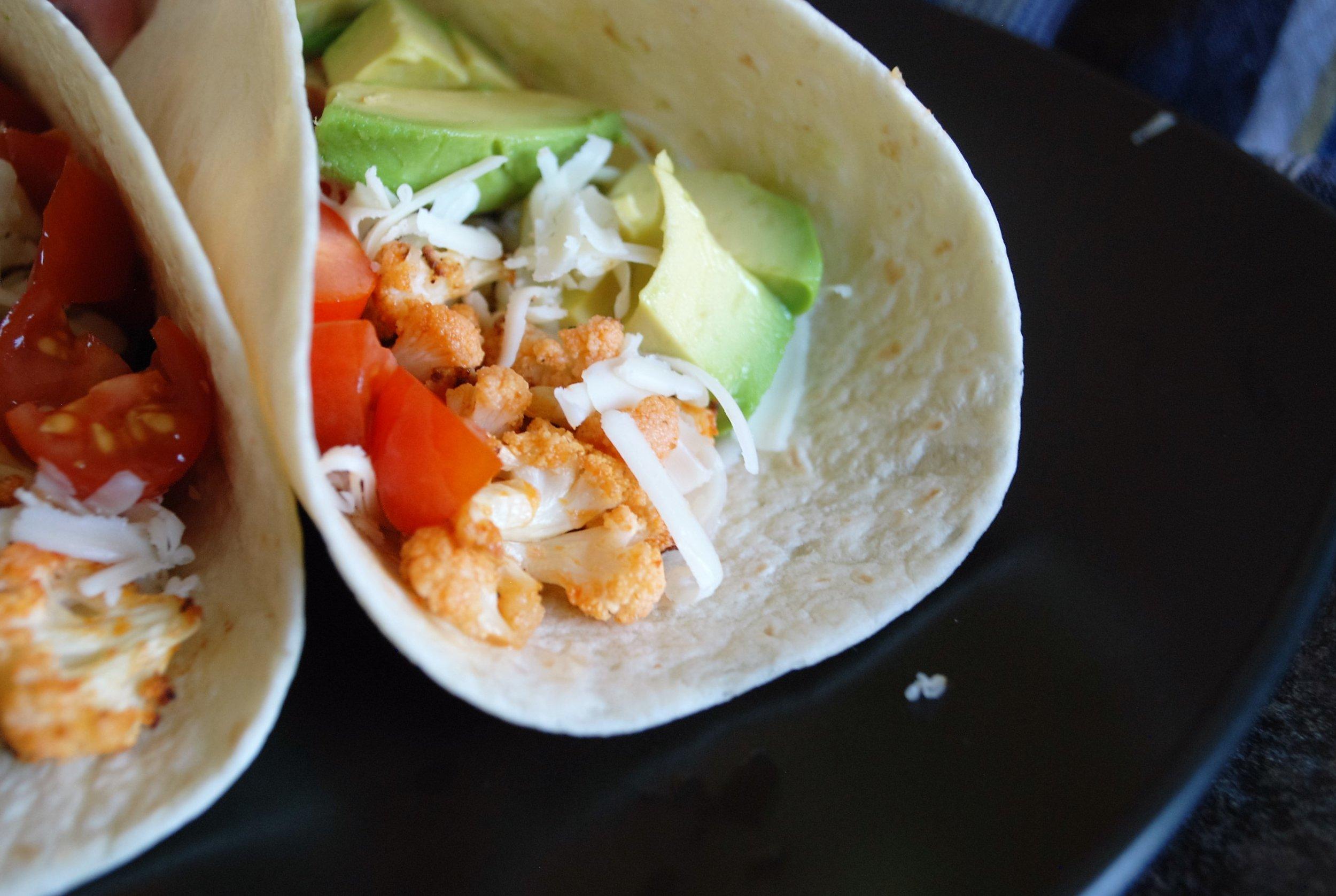 Cauliflower Tacos 6