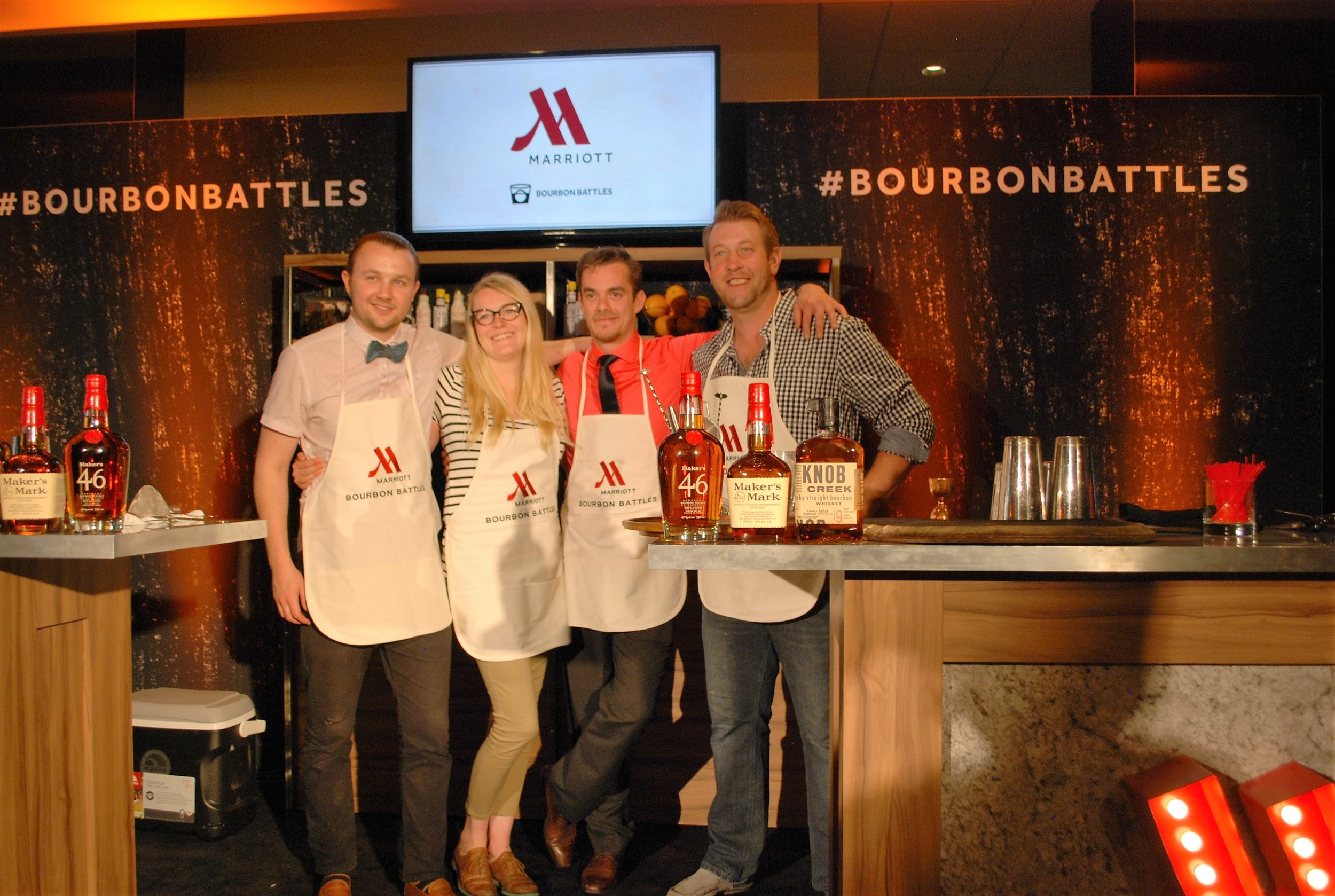 Bourbon Battle