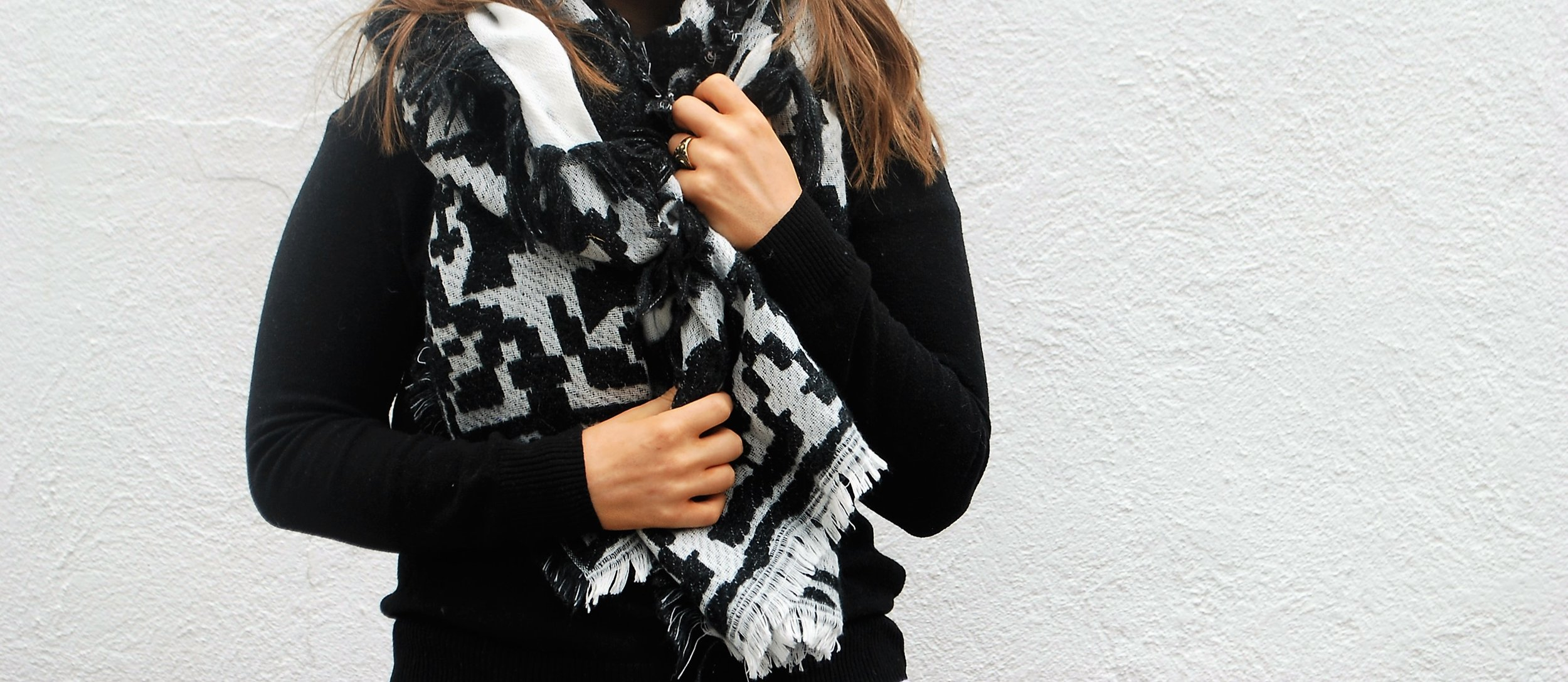 tips to style your scarf