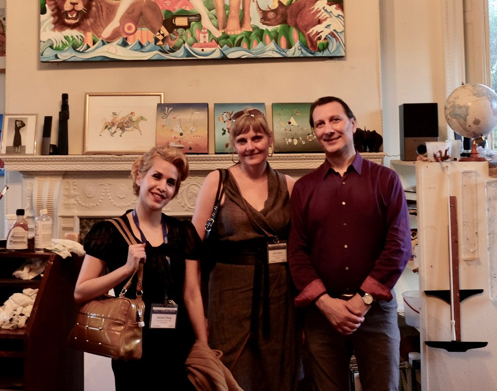 Julianne Chung, Heidi Maibom, Christian Coseru