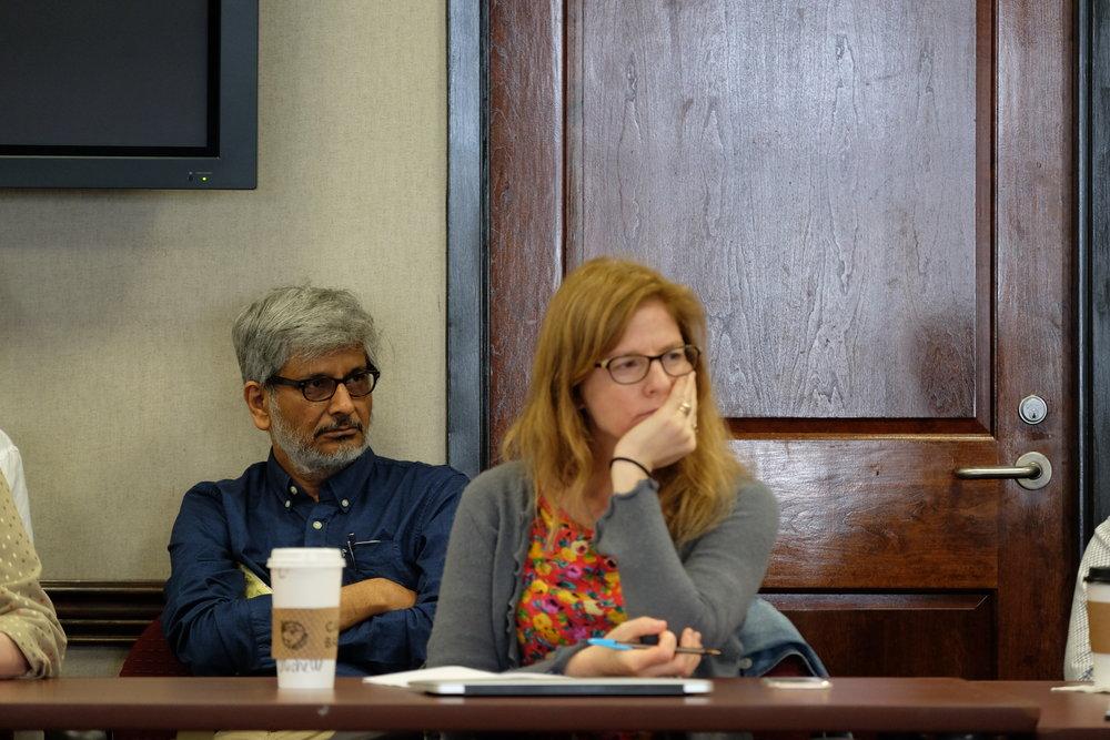 Arindam Chakrabarti, Michelle Montague