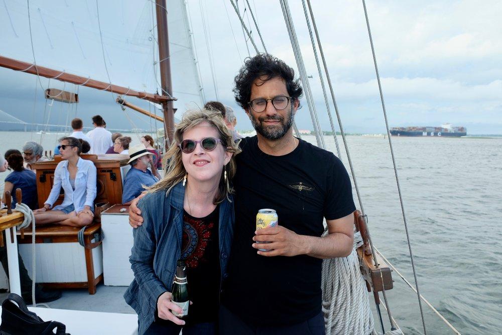 Sheridan Hough, Anand Vaidya