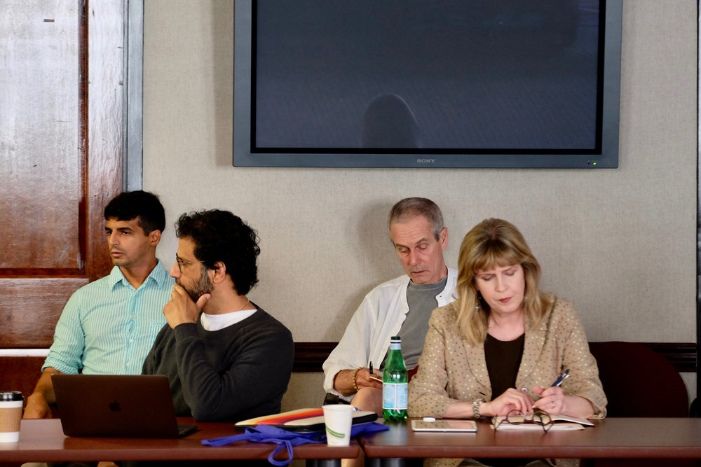 Amit, Anand, Mark, Sheridan