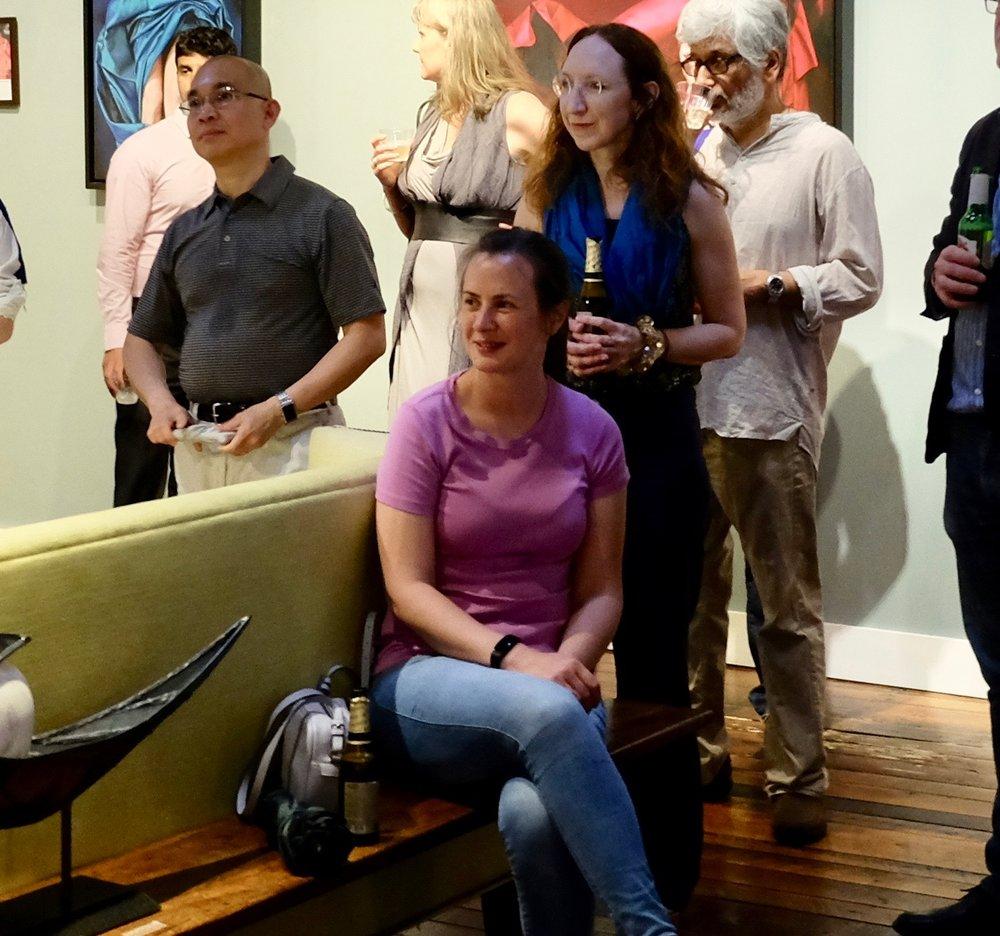 Minh Nguyen, Katia Samoilova, Blakely Phillips