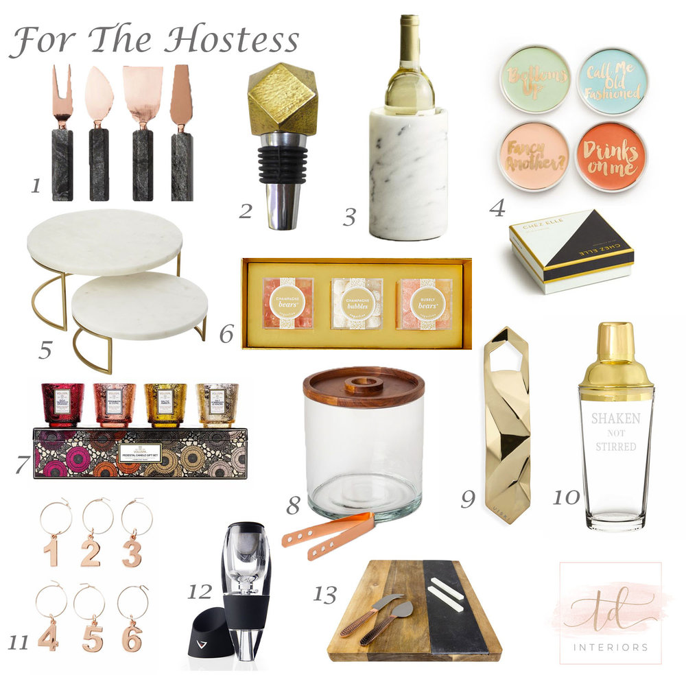 Holiday Gifts: What to Bring the Hostess picture